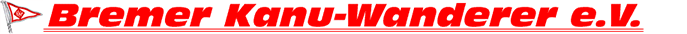 Bremer-Kanu-Wanderer Logo